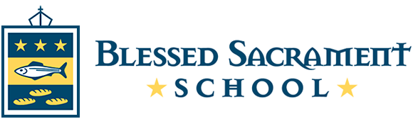 Blessed Sacrament School Logo